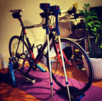 Aufstiegshilfe fürs Bike! ;-)
