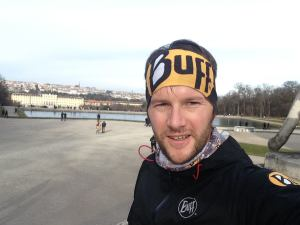 sightseeing- run vienna